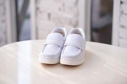 참 가죽간호화백색 (신발)